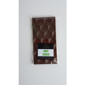 Centre & Main Chocolate Co. handcrafted artisanal chocolate bar