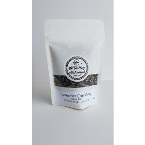 The Valley Alchemist small batch loose leaf tea Lavender Earl Grey