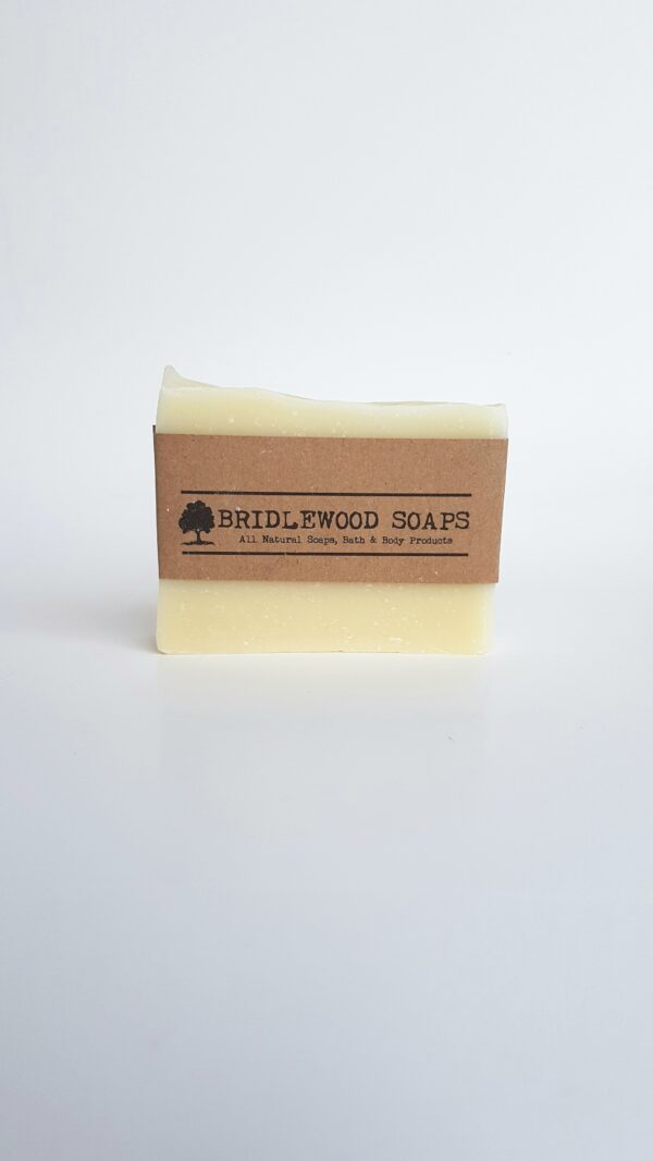 all-natural soap bar made with beer